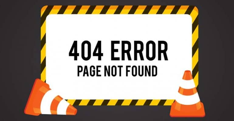404 pagerank